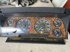1992 - 1996 Jaguar XJS Instrument Speedometer Cluster DAC11157 49k Miles Orig
