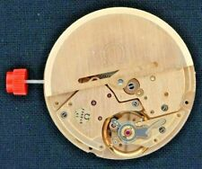 Vintage 1020 Omega 17 Jewel Automatic Wristwatch Movement Swiss Running Strong