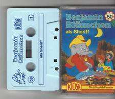 Benjamin Blümchen MC 50 ) Als Sheriff alternatives Cover Rotrücken