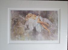 "Gordon King Artist Proof ""Seraphina"""