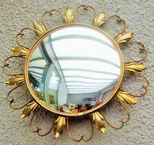 miroir soleil ancien oeil de sorcière chaty vallauris miroir bombé