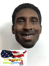 Custom 1/6 NBA Kobe bryant Head Sculpt for Hot Toys Enterbay Phicen ❶USA❶