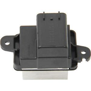 HVAC Blower Motor Resistor for Nissan Infiniti QX56 QX80 Armada Quest Genuine