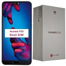 BNIB Huawei P20 Dual-SIM EML-L29 128GB Pink Gold Factory Unlocked 4G/LTE Simfree