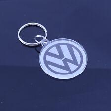 VW Volkswagen Car Badge Keyring - Handmade Laser Cut Gift