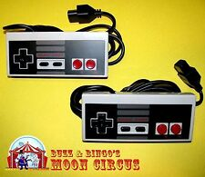 2 New Nintendo NES Gamepads Controllers - Free Shipping