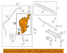 KIA OEM 14-16 Forte Koup Wiper Washer-Windshield-Tank Reservoir 98620A7010