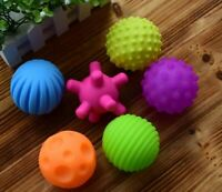 Textured Multi Ball Set Soft Develop Baby Tactile Senses Toy Baby Touch Hand
