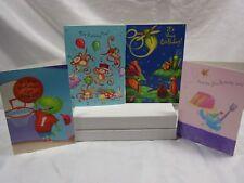 Lot of 8 Assorted Hallmark Kids Birthday Cards Humor FREE SHIP (2 of each design