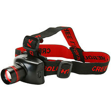 Sure DC-LE14138 5W Focusable Cree LED Headlamp