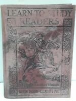 Manual of Directions for the Learn to Study Readers Book Four