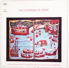 NUIT PRECIEUSE AU SERAIL Jean-Claude Chabrier FR Press Arion 30 U 097 LP