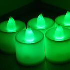 Flickering Flameless LED Tealight Flicker Tea Candle Light Xmas Party Wedding