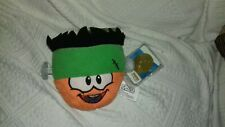 club penguin orange puffle with coin thing