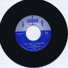 CHUCK BERRY - YOU CAN'T CATCH ME / DOWNBOUND TRAIN (Classic R'n'R) rockabilly