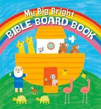 My Big Bright Bible Board Book by Christina Goodings (2014, Board Book)
