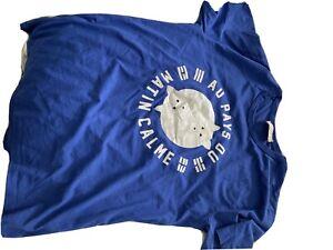 maison kitsune t shirt Xl