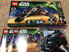 LEGO Star Wars JEK-14's Stealth Starfighter (75018) Complete, Used