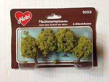 Heki 1033,  4 -  Avenue Trees, Light green,  New Mint In Box
