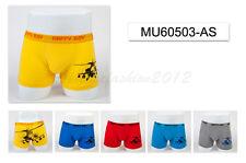 5pc Size 3 2-4 years Comfort Cotton Boys Boxers Briefs Airplane Kids Underwear