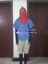 Customized Princess Mononoke Prince Ashitaka Sekki Cosplay Costume