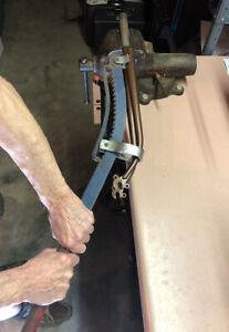 Bicycle Tool - Fork Bending Tool, vintage