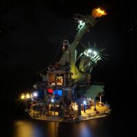 Led light kit for Lego 70840 Welcome to Apoclypseburg Movie Serie lighting brick