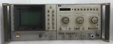 Agilent HP 8565A Spectrum Analyzer 22GHz as not working condition