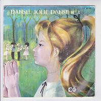 """DANSE JOLIE DANSE N°3 Vinyle 45T 7"""" EP Orchestre Henry VEYSSEYRE F Rèduit RARE"""