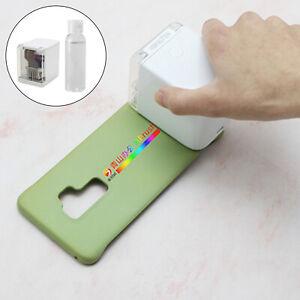 Mini Handheld Inkjet Printer Color Barcode Text Printer 1200dpi WiFi/USB APP