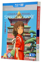Studio Ghibli Collection Spirited Away Hayao Miyazaki 2 disc BLU RAY Region B