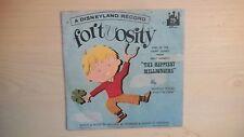 Disneyland Records FORTUOSITY 45rpm 1967