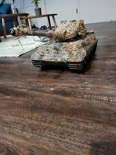 Us Stock Henglong 1/16 6.0 Customized King Tiger Rc Tank 3888A Metal Wheels