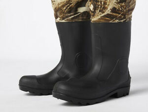 Prologic MAX5 Taslan Boot Foot Chest Waders Fishing Clothing