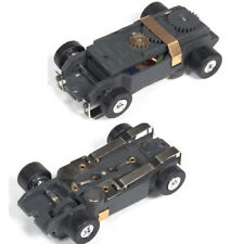 AUTO WORLD  ~ 2 NEW THUNDER-JET ULTRA G CHASSIS ~ FITS AURORA , AW, JL BODIES