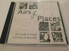 Airs & Places - The Sound Of People & Music, Berkshire (CD Album) Used Very Good