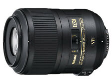 Obiettivo Nikon AF-S DX Micro NIKKOR 85mm f/3.5G ED VR (Garanzia 4 anni)