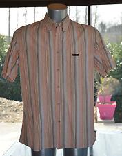 MARLBORO CLASSICS -Très jolie chemise saumon rayé - taille XL - EXCELLENT ÉTAT