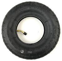 1 x Set Reifen und Schlauch 8-1/2x2 (225x55) Autoventil 45°