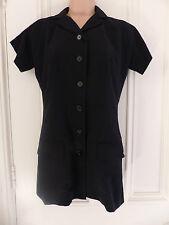 Dolce & Gabbana size 42 (UK 10) black short sleeved jacket