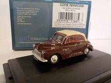 Morris Minor Convertible - Maroon. 1/76 Oxford Diecast 76MMC006