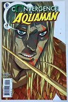 Convergence Aquaman #2 A  Variant 1st Cameo Khalid Nassour Doctor Fate MOVIE DC