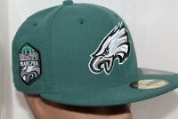 Philadelphia Eagles New Era NFL Patch Enthusiast 59FIFTY,Cap,Hat     $ 37.99 NEW