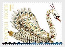 """Finland - """"BIRDS ~ GOLDEN SWAN"""" MNH Stamp 2015 !"""