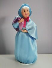 > Disney Store Cinderella God Mother Fairy Doll Godmother
