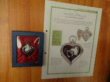 HACHETTE CLASSIC POCKET WATCH COLLECTION - HEART 1990'S STYLE WATCH #50