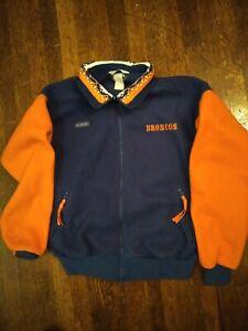 Denver Broncos Columbia Jacket Large Vintage 1990s