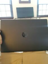 "HP 17.3"" Intel i5 2.5GHz, 8GB RAM, Windows 10 Home Laptop W Detachable Battery"