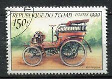 TIMBRE  VOITURE FN 1900  BELGIQUE