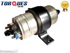 BOSCH 044 Pompa combustibile con, culla e una scheda di rete-Nero